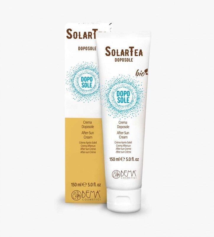 After Sun Cream (150 ml) SolarTea BEMA