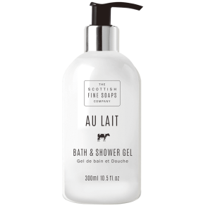 Au Lait Bath & Shower Gel (300 ml)
