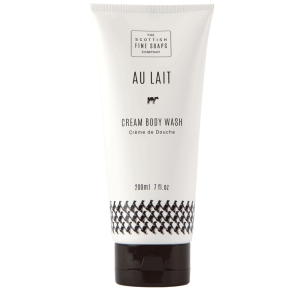 Au Lait Cream Body Wash (200 ml)