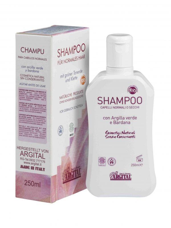 shampoo f r trockenes und normales haar 250 ml avacos. Black Bedroom Furniture Sets. Home Design Ideas
